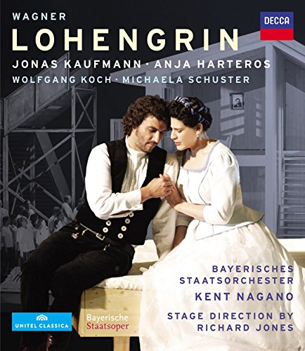 ワーグナー:歌劇《ローエングリン》[Blu-ray/ブルーレイ]