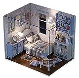 ドールハウス 手作りキットセットミニチュア Sunshine Series 白 H-003