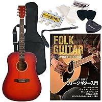 S.Yairi アコースティックギター ミディアムスケール YD04 YD04-8 入門8点セット (CS)