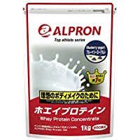 ホエイプロテイン ブルーベリーヨーグルト風味 1kg アルプロン
