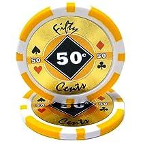 25のブリベリーCPBD-50C 25ロール - ブラックダイヤモンド14グラム - 0.50&セント。 - セント
