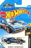 Hot Wheels 2018 50th Anniversary Nightburnerz Gas Monkey Garage 41/365 Blue [並行輸入品]