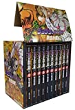 ジョジョの奇妙な冒険(第5部) 黄金の風 文庫版 コミック 30-39巻セット (化粧ケース入り) (集英社文庫—コミック版)