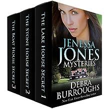 Jenessa Jones Mysteries Boxed Set
