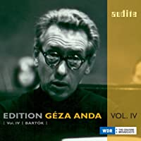Edition Geza Anda /   Bartok, Vol. 4