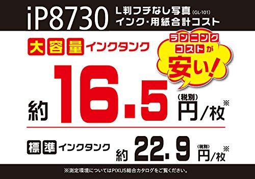 Canon(キヤノン)『PIXUS(iP8730)』
