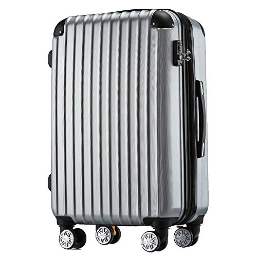 4d96bc17c2c [トラベルハウス] Travelhouse スーツケース 超軽量 TSAロック搭載 ABS 半鏡面仕上げ