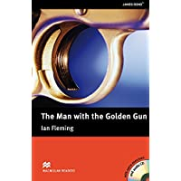 MacMillan Reader the Man with the Golden Gun + CD Pack Upper Intermediate Level (MacMillan Readers. Upper Intermediate)
