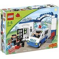 レゴ (LEGO) デュプロ 警察署 5602