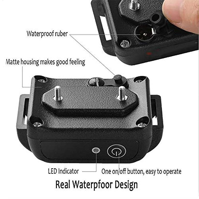 確立します敏感な測定KEYI 1000のM充電式防水リモートコントロール犬の樹皮首輪ペット用品 (色 : As-picture)