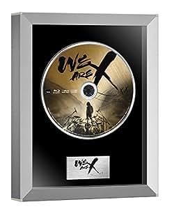 【Amazon.co.jp限定】WE ARE X Blu-ray コレクターズ・エディション(1枚組)(メタリッククリアファイルAmazon ver.付)