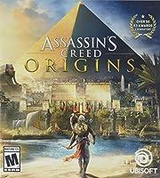 Assassin's Creed Origins (輸入版:北米) - PS4