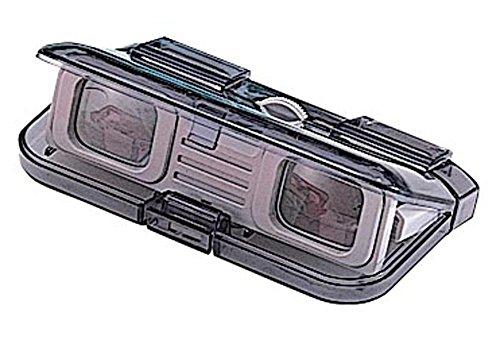 Vixen 双眼鏡 折りたたみ式オペラグラス スケルトンオペラ クリアブラック 1265-07