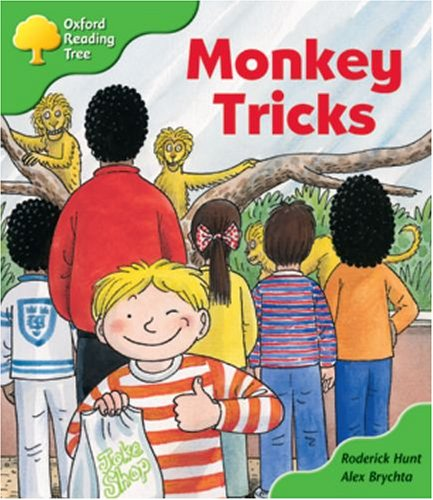 Oxford Reading Tree: Stage 2: Patterned Stories: Monkey Tricksの詳細を見る
