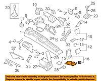 VWフォルクスワーゲンOEMホルダー1C0862531l2ql、1C0–862–531-l-2ql
