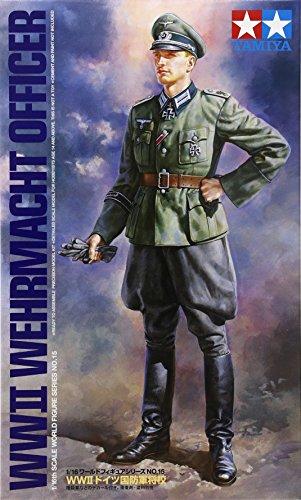 1/16 ワールドフィギュアシリーズ No.15 WWII ドイツ国防軍将校 36315