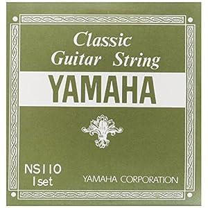 YAMAHA クラシックギター用セット弦 NS110 Set