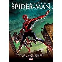 マーベルマスターワークス:アメイジング・スパイダーマン (MARVEL)