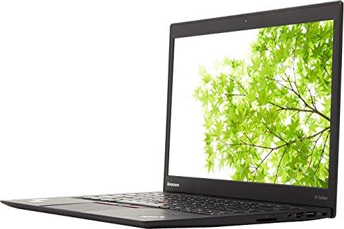 【中古】 ThinkPad X1 Carbon 3448-2L3 / Core i5 3427U(1.8GHz) / SSD:180GB / 14インチ / ブラック
