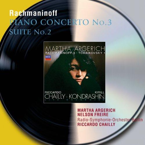 ラフマニノフ:ピアノ協奏曲第3番/組曲第2番