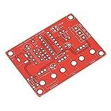 KKmoon XR2206 信号発生器 高精度 ファンクション信号発生器 DIYキット 正弦/三角/正方形 出力1Hz〜1MHz 周波数振幅調整可能