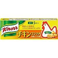 味の素 クノール チキンコンソメ 5個入×5個