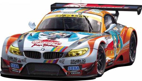 1/24 GSR ProjectMirai BMW 2012 Rd.1Okayama (BMW Z4 GT3)