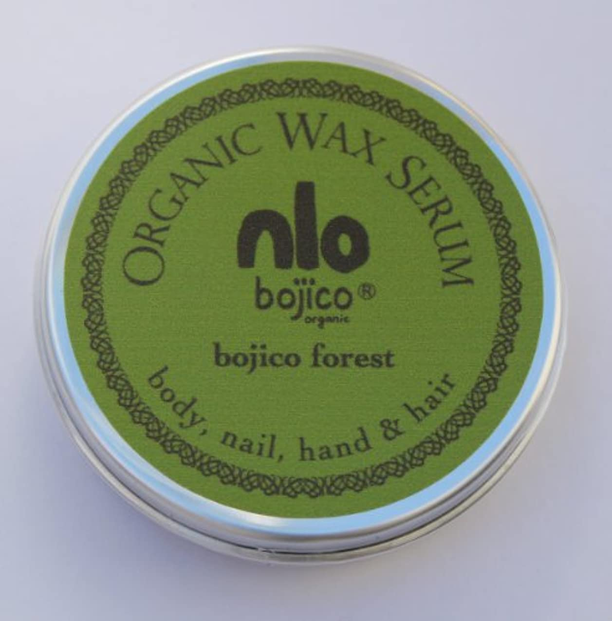 センチメンタルポジティブ知るbojico オーガニック ワックス セラム<フォレスト> Organic Wax Serum 18g