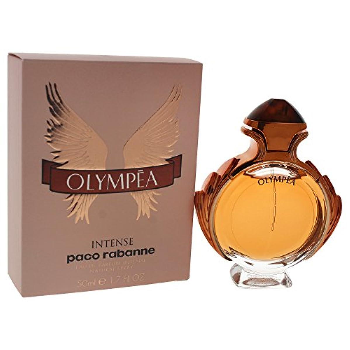 であるジュラシックパークどっちOlympea Intense by Paco Rabanne Eau De Parfum Spray 1.7 oz / 50 ml (Women)