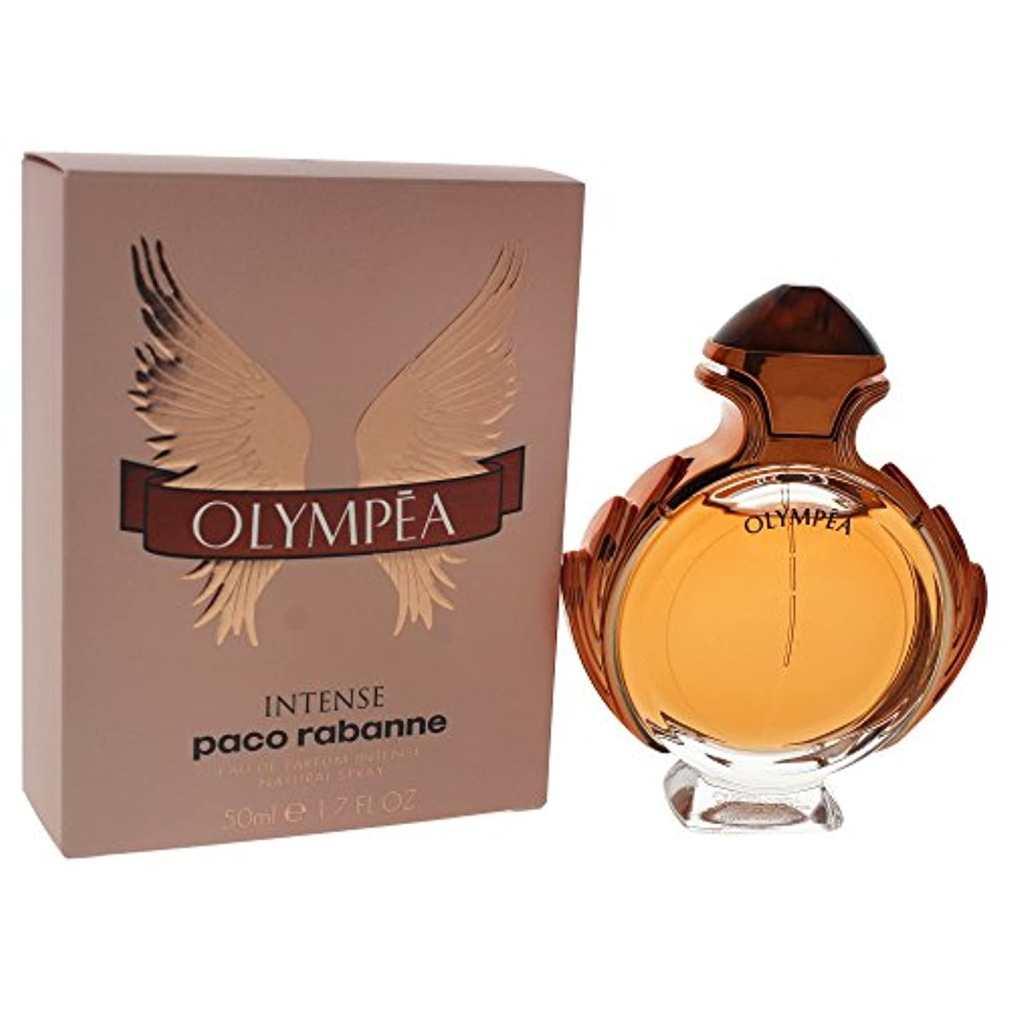 アルコーブ言及するロックOlympea Intense by Paco Rabanne Eau De Parfum Spray 1.7 oz / 50 ml (Women)