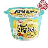 [オットギ] リアル チーズ カップラーメン 3個入 / 韓国食品 / 韓国ラーメン (海外直送)