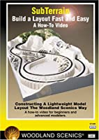SubTerrain: Build a Layout Fast and Easy-DVD