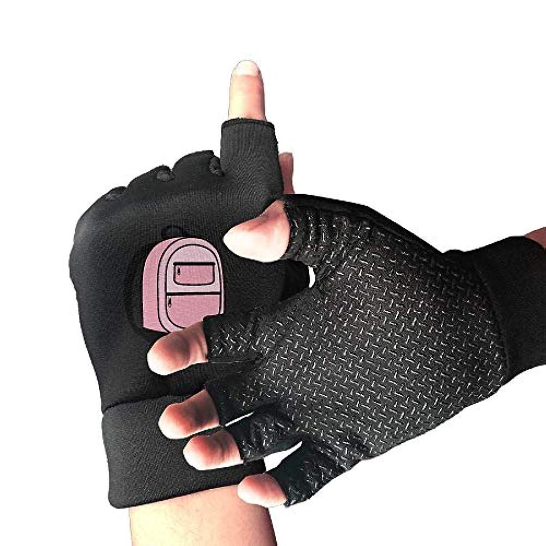 優先写真を撮る作りますCycling Gloves Back to School Bag Men's/Women's Mountain Bike Gloves Half Finger Anti-Slip Motorcycle Gloves