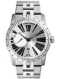 [ロジェ・デュブイ] ROGER DUBUIS 腕時計 エクスカリバー42 オートマティック シルバー RDDBEX0384 メンズ 新品 [並行輸入品]