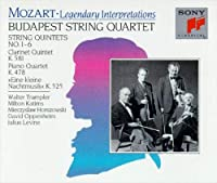 Mozart: String Quintets