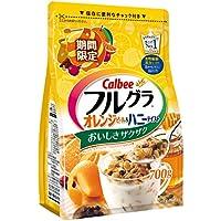 カルビー フルグラ オレンジピール&ハニーテイスト 700g×6袋