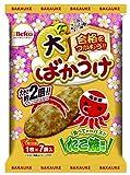 栗山米菓 大ばかうけ(たこ焼風味) 7枚 ×12袋