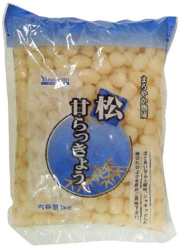 山本食品工業 松甘らっきょう 1kg