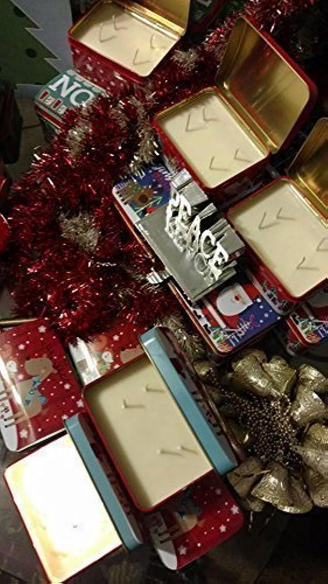 読者においパレードSCENTED CANDLES Spirit of Christmas Hand-Made Candle MERRY AND BRIGHT Eco-Friendly Candle Spirit of Christmas...