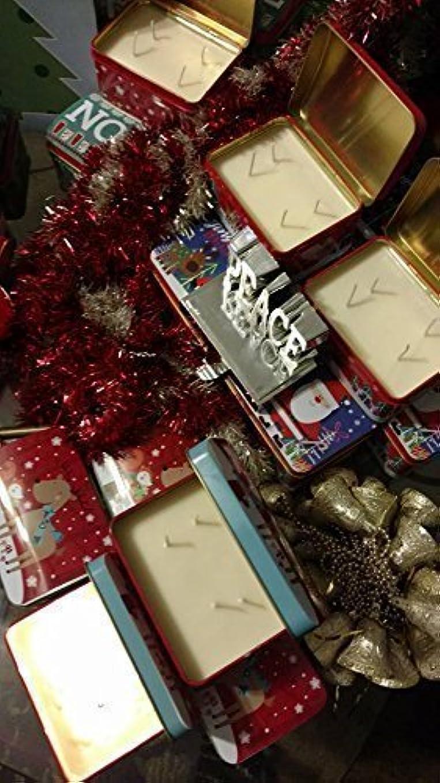 お尻繁栄する分布SCENTED CANDLES Spirit of Christmas Hand-Made Candle MERRY AND BRIGHT Eco-Friendly Candle Spirit of Christmas...