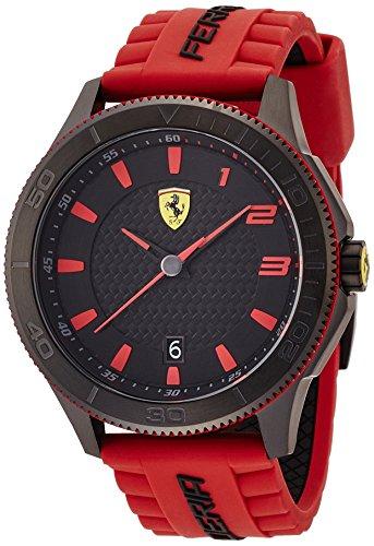 [スクーデリア フェラーリ ウォッチ]Scuderia Ferrari Watch SCUDERIA XX 0830136 メンズ 【正規輸入品】