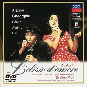 ドニゼッティ:歌劇《愛の妙薬》 [DVD]