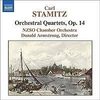 Orchestral Quartets