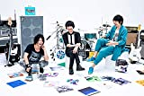 UNISON SQUARE GARDEN<br />【Amazon.co.jp限定】Bee side Sea side ~B-side Collection Album~ (初回限定盤A) [2CD+BD+ブックレット] (ビニールポーチ付)