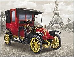 ICM 1/35 ルノー マルヌのタクシー 1914年 プラモデル 35659