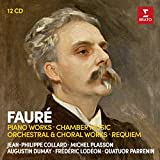 Faure: Piano Works / Chamber Muisic / Orchestral & Choral Works / Requiem