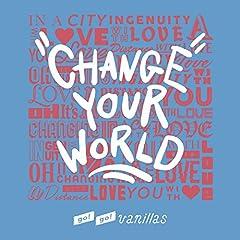 go!go!vanillas「チェンジユアワールド」のジャケット画像