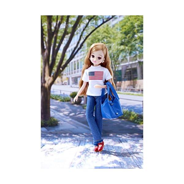 リカちゃん ドレス LW-17 リカビジュード...の紹介画像3