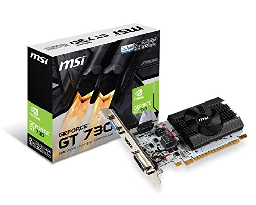 MSI N730K-1GD5LP/OCV1 グラフィックスボード VD5852 N730K-1GD5LP/OCV1