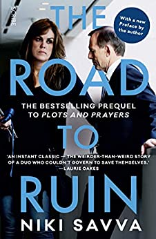 The Road to Ruin: the bestselling prequel to Plots and Prayers by [Savva, Niki]